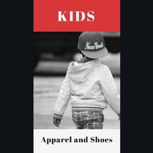 Kids Apparel and Shoes